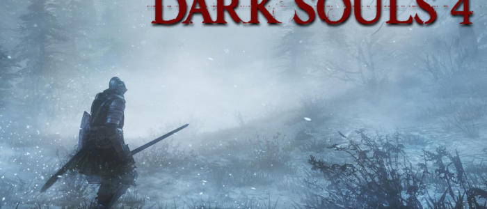 Dark Souls 4 Was Announced And The Entire Thing Is Just An Ice Level