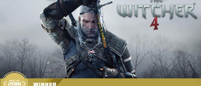 Hypothetical Idea Of Witcher 4 Wins Game Of The Year