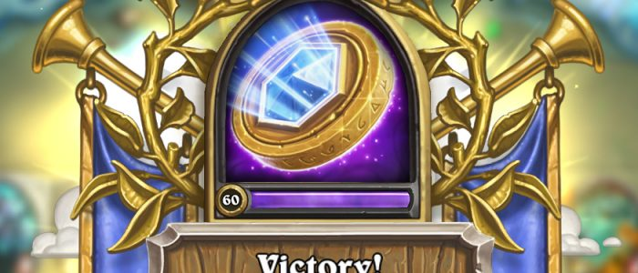 New Hearthstone Game Mode Literally A Single Coin Flip