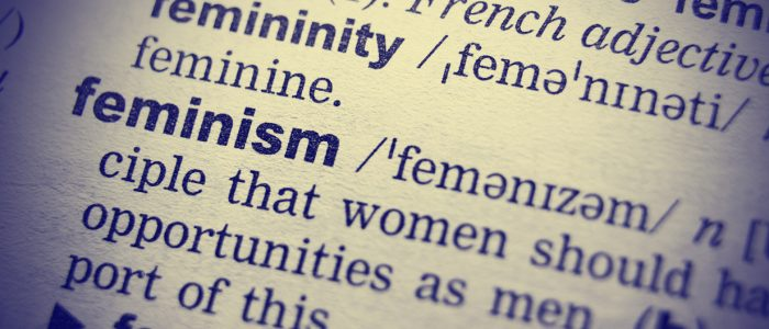 """We Needed Traffic So We Put The Word """"Feminism"""" In The Title"""