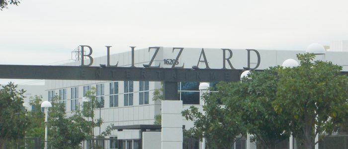 Amazing: Blizzard Headquarters Not That Cold
