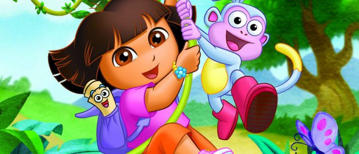 Dora the Explorer: Rainforest Rescue Esports Scene Fucking Brutal