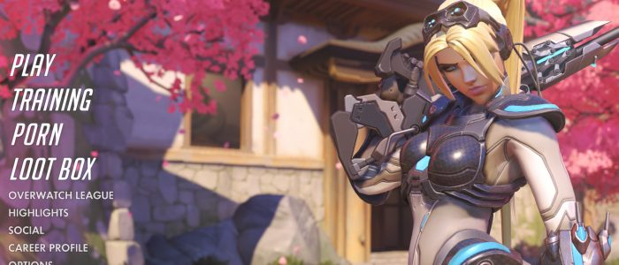 Overwatch Replaces Hero Gallery Menu With Porn Link To Cut Out Middleman