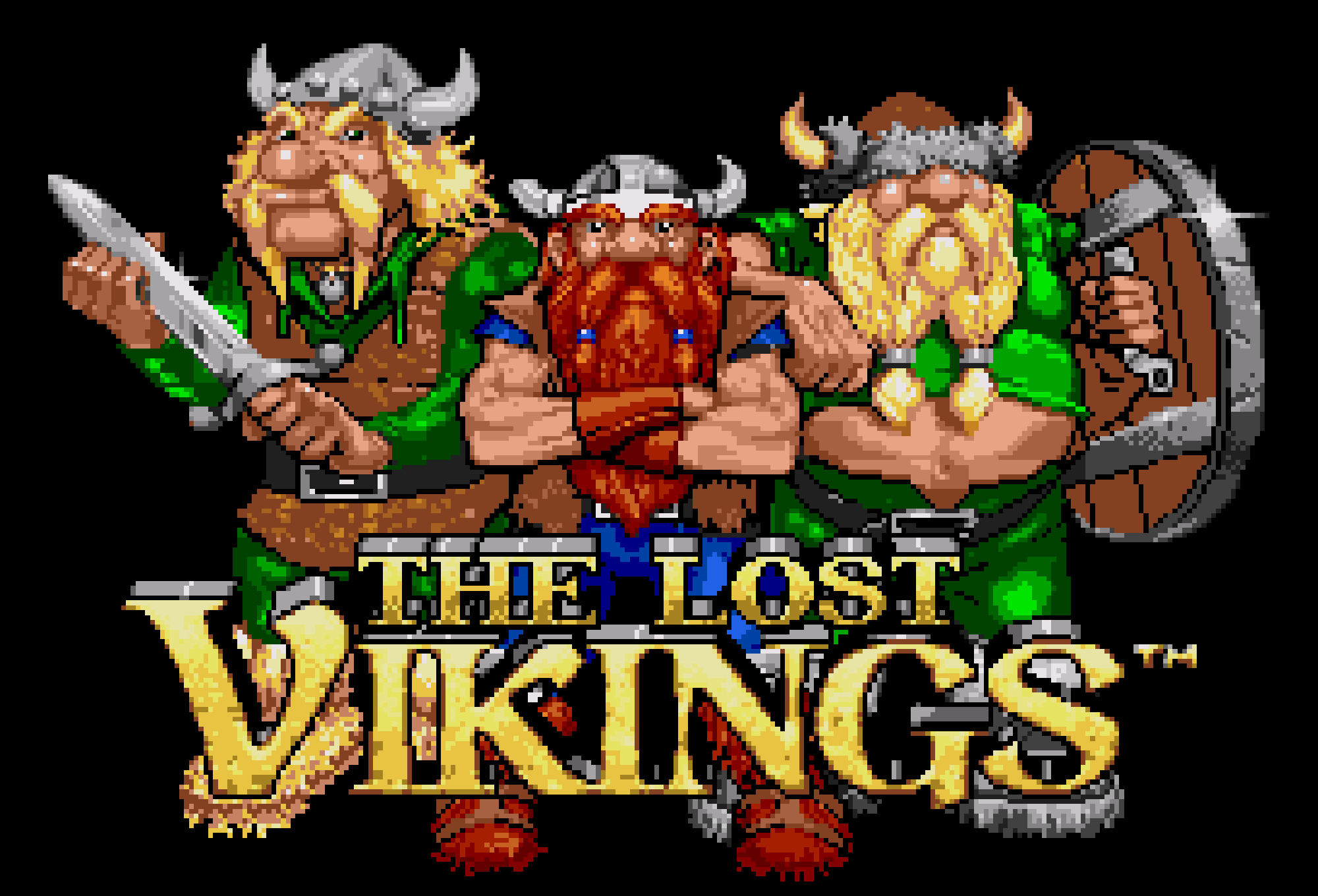 the lost vikings full movie
