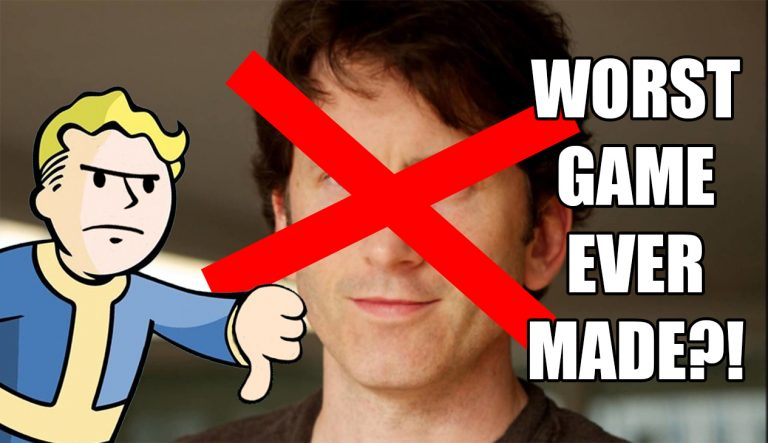 Groundbreaking YouTube Philosopher Says Fallout 76 Is Really Bad