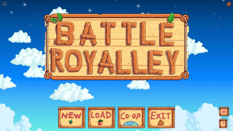 Stardew Valley Battle Royale Still Super Relaxing Somehow