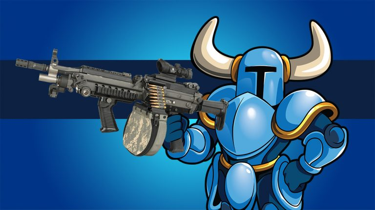 "Shovel Knight Creators Announce Sequel: ""Gun Knight"""