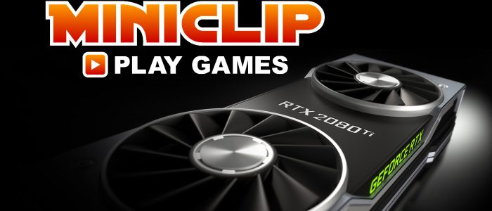 Miniclip.com? More Like The Ultimate RTX 2080 Ti Benchmark