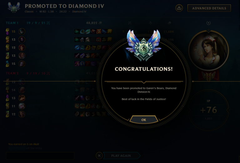 I Sold My Soul For ELO And I'm Still Only Diamond IV