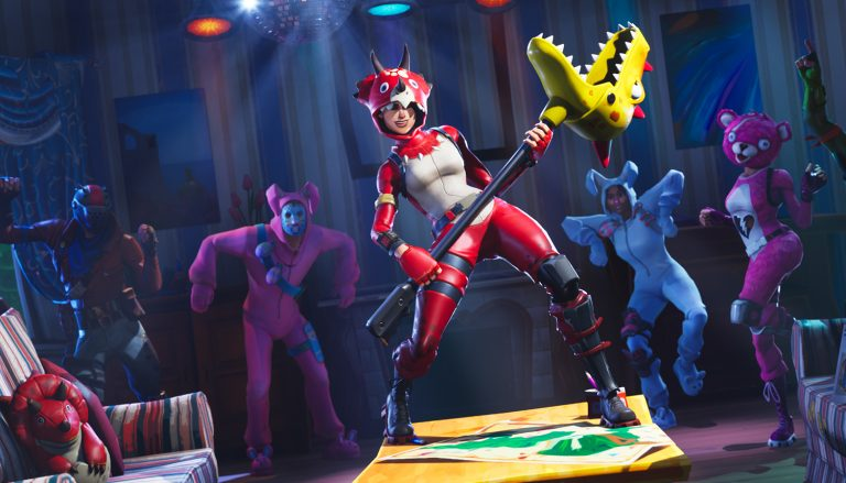 New Study Reveals Kids Are Definitely Doing Those Fortnite Dances At Prom Or Whatever