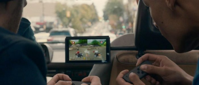 You Probably Shouldn't Play Your Switch While You Drive But Here Are The Three Best Games To Play When You Do
