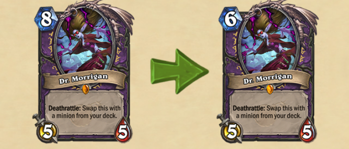 Hearthstone Devs Experimenting With Making Cards Fun And Satisfying To Play