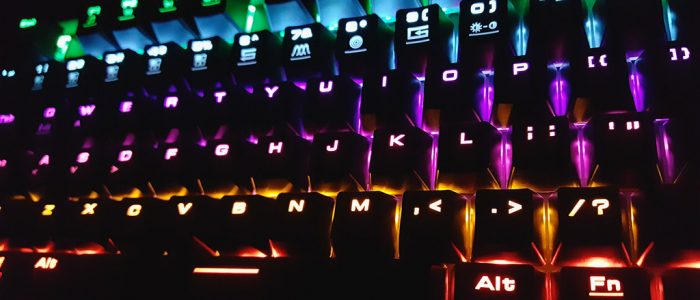 New Mechanical Keyboard Comes With Speaker To Make It Louder