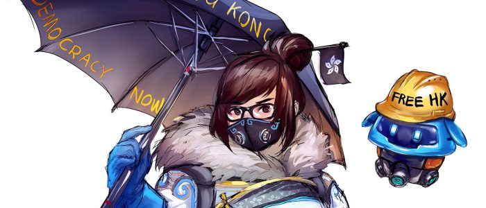 Mei Just Happy She's In A Different Kind Of Fanart This Week