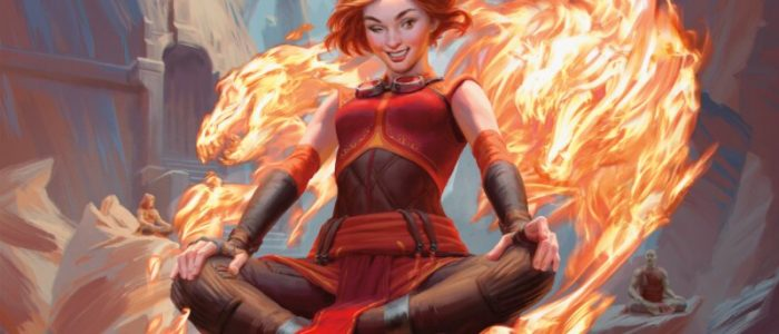 Wizards Of The Coast Confirms That Chandra Is Bisexual, But Only On Thursdays