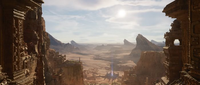 New Unreal Engine Creates Gorgeous Landscapes For Goofy Ass Fortnite Characters To Prance Around In