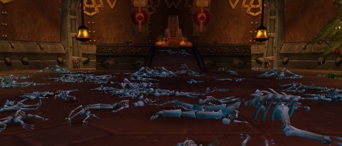 Guild Leader Clearly Trying To Start A Jonestown Situation