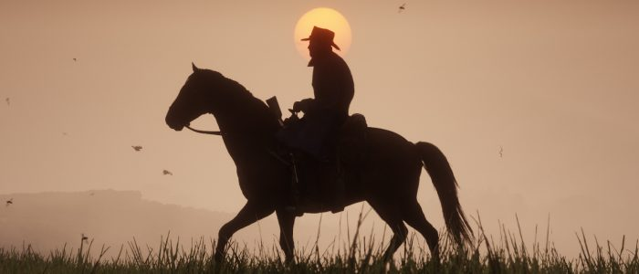 Unskippable Toilet Animation In Red Dead Redemption 2 Enters 23rd Minute