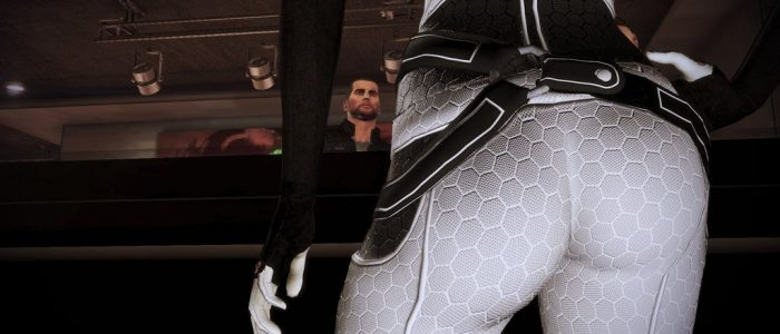 BioWare Confirms Miranda's Toned Back Will Be Toned Back