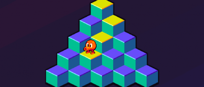 Retrospective Review: Q*bert Has Almost No Endgame Content