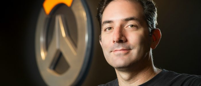 Before Leaving Blizzard, Teary-Eyed Jeff Kaplan Nerfs Mercy One Last Time