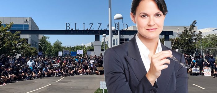 Amplifying The Voices That Matter: Blizzard Just Hired A Woman-Owned Union-Busting Firm